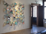 345 in RGB: Installation at Palazzo Mora Gallery