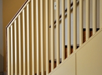 Lakeview Residence: Stair